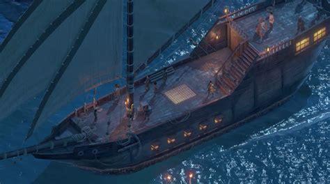 pillars  eternity ii deadfire  ships info