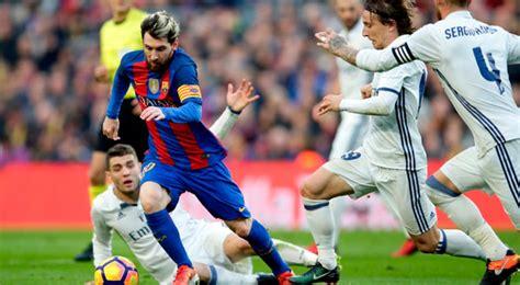 Real Madrid vs. Barcelona: Fecha, hora y canal del ...