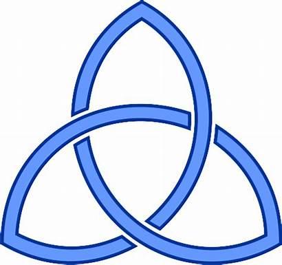 Triquetra Symbol Christian Celtic Bishop Symbols Christianity