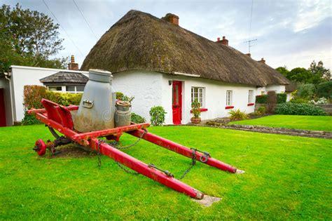Cottage Irlandesi Munga Il Carrello Alle Cottage In Adare Irlanda