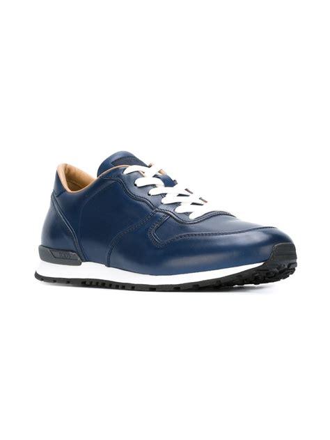 lyst tods  top sneakers  blue  men