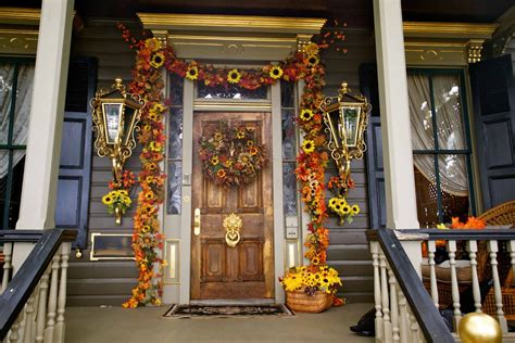 inspiring ideas   decorate  porch  fall