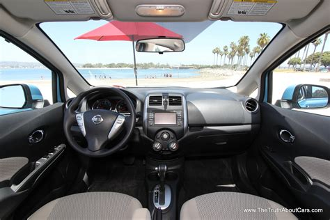 hatchback cars interior nissan versa note inside 2017 ototrends net