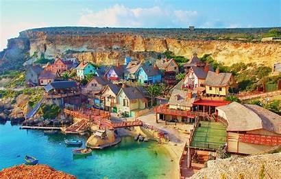 Malta Zbor Aventurescu Popeye Village