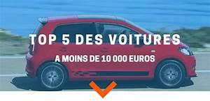 Voiture Neuve Moins De 10000 Euros : voiture neuve moins de 10000 euros top 5 des voitures pas ch res ~ Maxctalentgroup.com Avis de Voitures