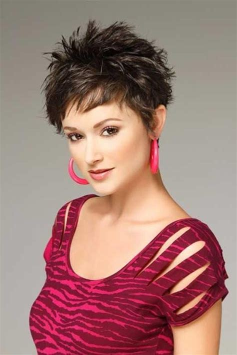 spiky haircuts for thick hair 20 best of sassy haircuts for thick hair 1333