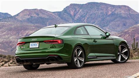 2018 Audi Rs5 Wallpaper by 2018 Audi Rs5 Us Spec Rear Three Quarter Hd