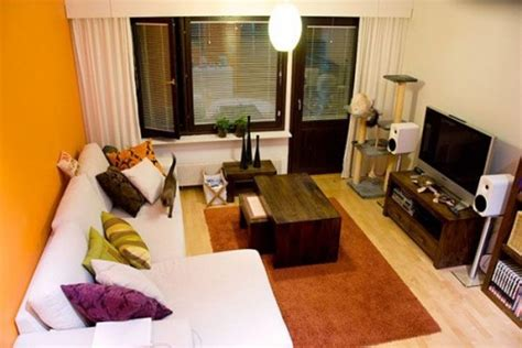 Excellent Small Living Room Apartment Ideas Very