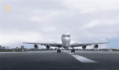 Air Crash Flight 101 Fine Balance Simulation