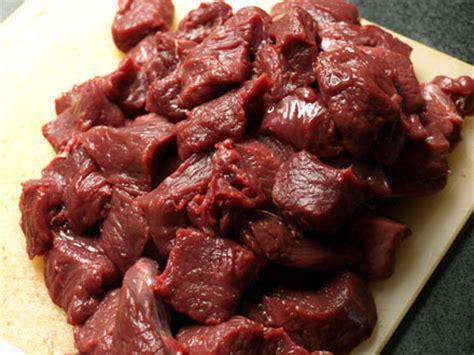 cuisiner le cerf comment cuisiner viande de cerf