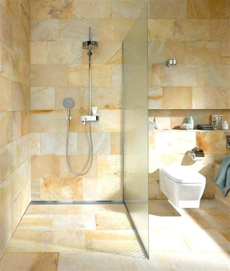 Ebenerdige Dusche Ohne Tür by Dusche Ebenerdig Kosten Die Bodengleiche Mit Duschrinne