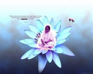 Amma spiritual wallpaper | Effortless Vitality