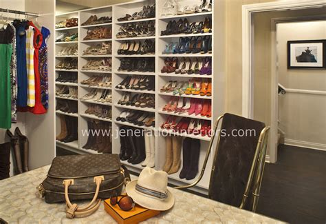 shelves for shoes and boots contemporary closet