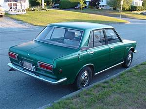 It's Finally Here, 1969 Datsun 510 4 door 1969 Datsun 510