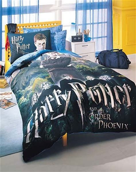 Harry Potter Bed Set by Harry Potter Bedding Set Single
