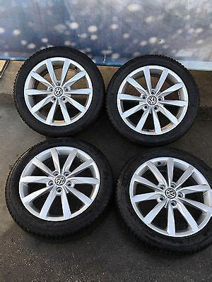 golf 4 felgen 17 zoll 17 zoll winterr 196 der felgen original vw golf vii 7 gti r plus gt dijon r line 7mm eur 479 00