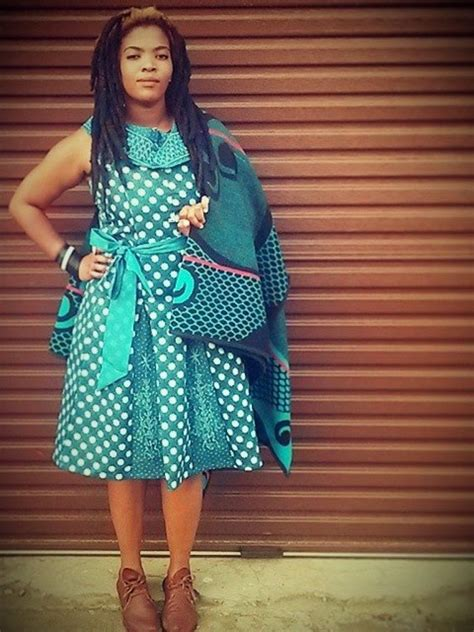 South African Traditional Dress Patterns - PicsStyles