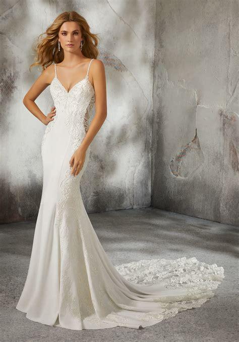 lizzie wedding dress style 8283 morilee