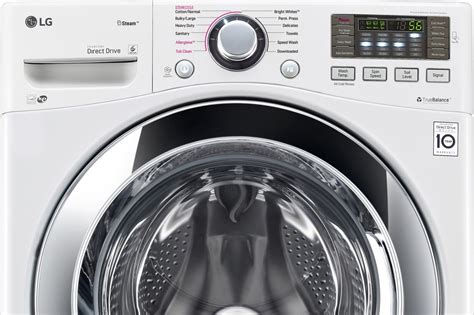 wmhwa lg   cu ft front load washer steam