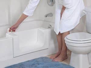 Bathtub Conversion To Walk In Tub Cut Out NJ ReDecor