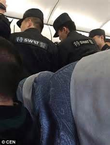 Air China flight in emergency landing after lady claimed ...