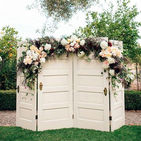 Whimsical Vintage Chic Wedding Inspiration Floral