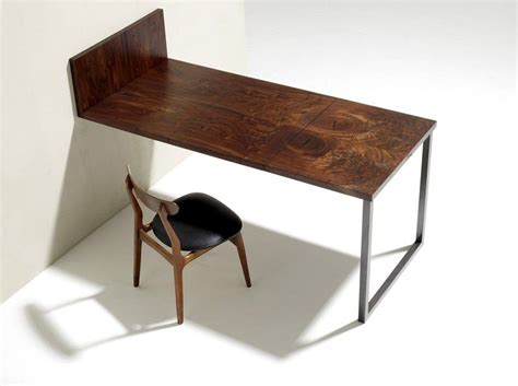 Esstisch Wand by Custom Made Walnut And Steel Folding Dining Table By Anand