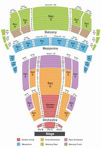 Bellco Theater Seating Chart Concert Venues In Denver Co Concertfix Com