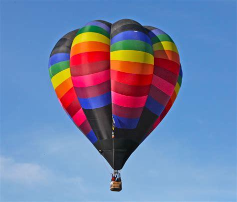 Hot air balloons   Photo Flurries