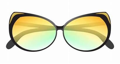 Sunglasses Vector Illustration Reflection Clip Illustrations Graphics