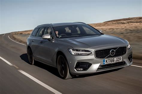 Volvo V90 D5 Powerpulse Awd R-design (2017) Review