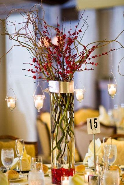 20 christmas wedding centerpiece ideas diy weddings magazine