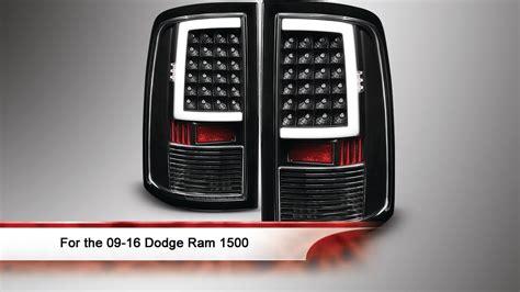 09-16 Dodge Ram 1500 Light Bar Led Tail Lights