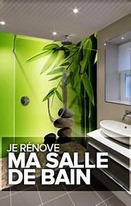 dalle murale pour salle de bain maison design bahbecom With porte d entrée pvc avec panneaux muraux décoratifs pour salle de bain