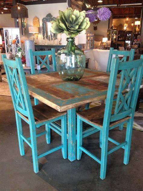 Best 25  Turquoise kitchen tables ideas on Pinterest