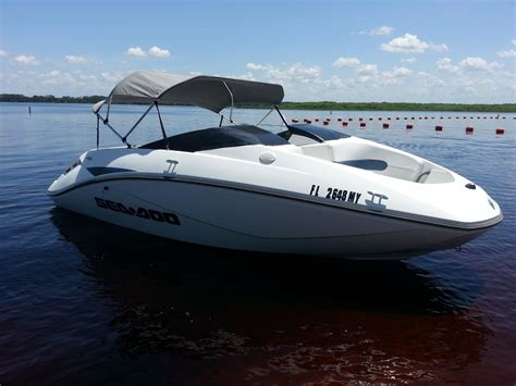 Sea Doo Boat Weeds by Sea Doo Challenger 180 2005 For Sale For 9 900 Boats