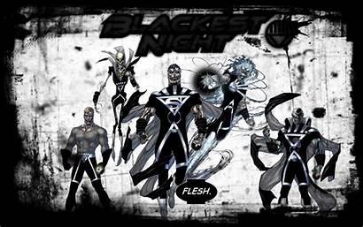 Blackest Night Lantern Justice League Wallpapers Superman