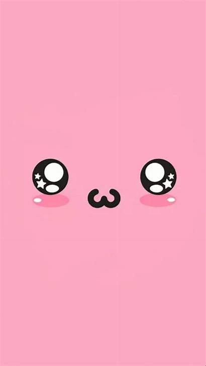 Kawaii Face Faces Wallpapers Backgrounds Kitty Hello