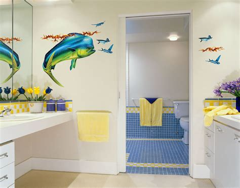 Decorate Brick Wall Bathroom Wall Decals Stickers Small