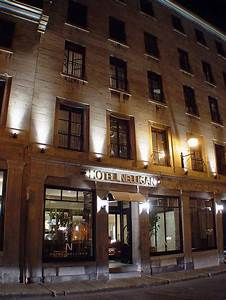 Hotel Nelligan European Flair Montreallcom