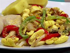 Ackee and Saltfish Recipe | Food Network