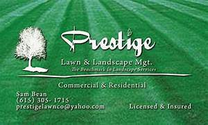 Pictures for Prestige Lawn & Landscaping Co (Seeding