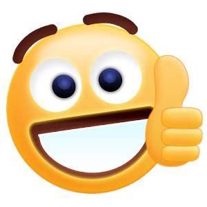 thumbs  emoji sticker  android