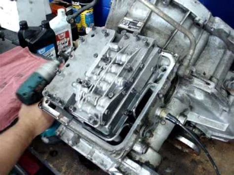 alfa romeo transmission valve body repair