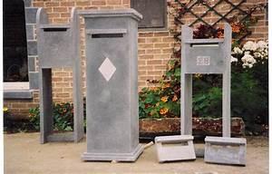 Boite Au Lettre Originale : boites lettres en pierre vous recherchez des boites lettres originales ~ Teatrodelosmanantiales.com Idées de Décoration
