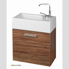 Gästewc Badmöbel Waschbecken Mit Unterschrank Und
