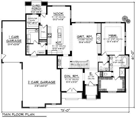 house plans   sq ft images  pinterest arquitetura house blueprints