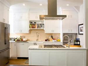 white kitchen cabinets pictures options tips ideas hgtv With kitchen images with white cabinets