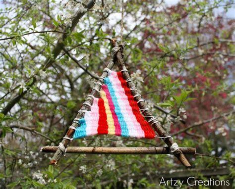 creative nature stick crafts  kids