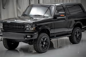 2016 Ford Bronco Price